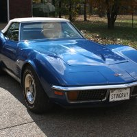 Picture of 1972 Chevrolet Corvette Convertible