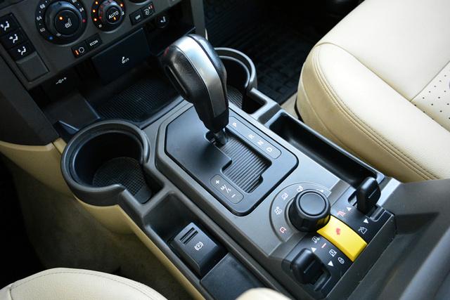 2006 Land Rover Lr3 Interior Pictures Cargurus
