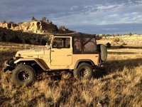 1975 Toyota Land Cruiser Overview