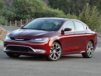 2015 Chrysler 200 C Sedan AWD, 2015 Chrysler 200C, exterior, gallery_worthy