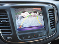 2015 Chrysler 200 C AWD, 2015 Chrysler 200C Reversing Camera Display Screen, interior