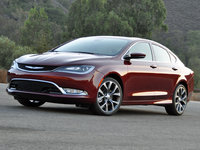 2015 Chrysler 200 C AWD, 2015 Chrysler 200C, exterior