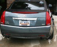 Picture of 2011 Cadillac CTS 3.6L Performance, exterior