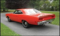 1970 Plymouth Road Runner Picture Gallery