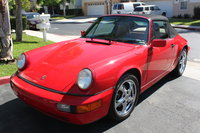 Picture of 1991 Porsche 911 Carrera Convertible, exterior