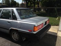 Picture of 1984 Toyota Camry DX, exterior, gallery_worthy