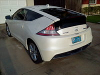 Picture of 2012 Honda CR-Z Base, exterior