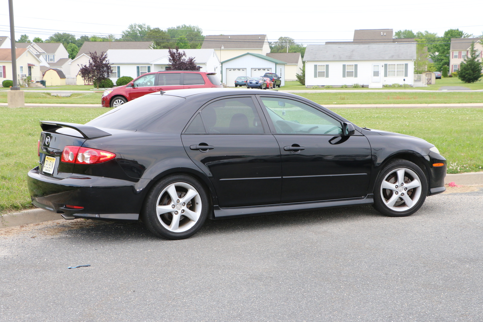 2005 mazda mazda6 overview cargurus. Black Bedroom Furniture Sets. Home Design Ideas