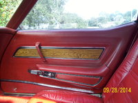 Picture of 1976 Chevrolet Corvette Coupe, interior