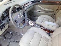 Picture of 2002 Audi A6 Avant, interior