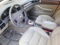 Picture of 2002 Audi A6 Avant, interior