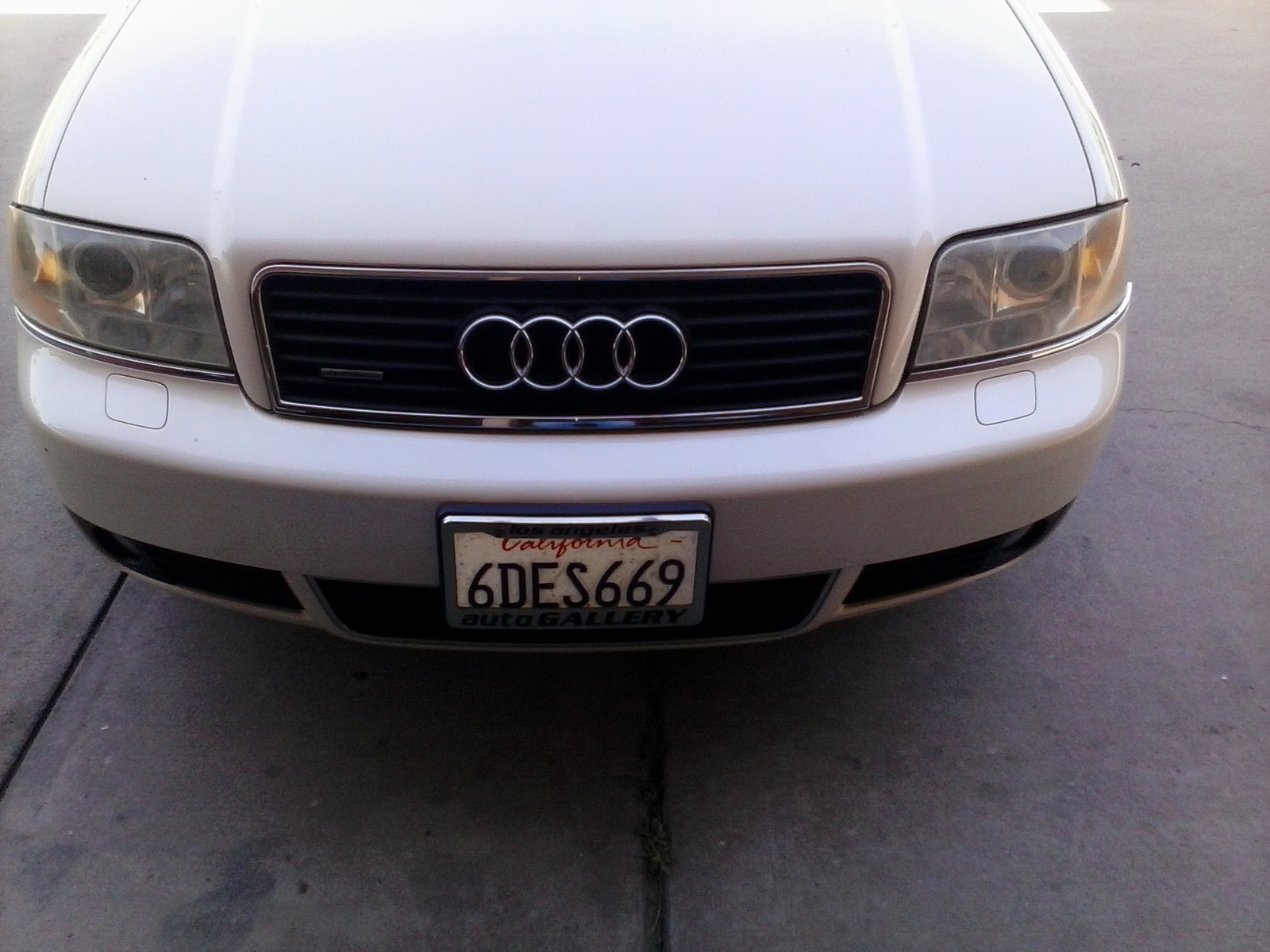 Picture of 2002 Audi A6 Avant