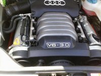 Picture of 2002 Audi A6 Avant, engine