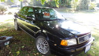 1995 Audi 90 Overview