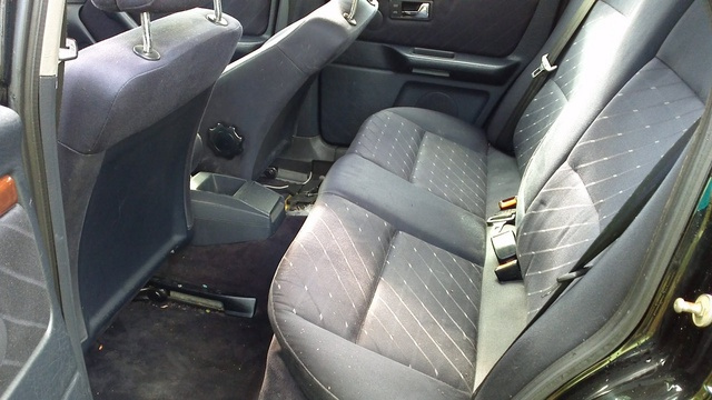 Picture of 1995 Audi 90 Quattro, interior