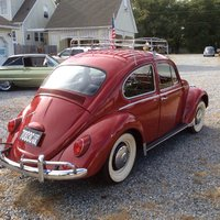 Picture of 1966 Volkswagen Beetle, exterior