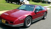 Picture of 1987 Pontiac Fiero GT, exterior