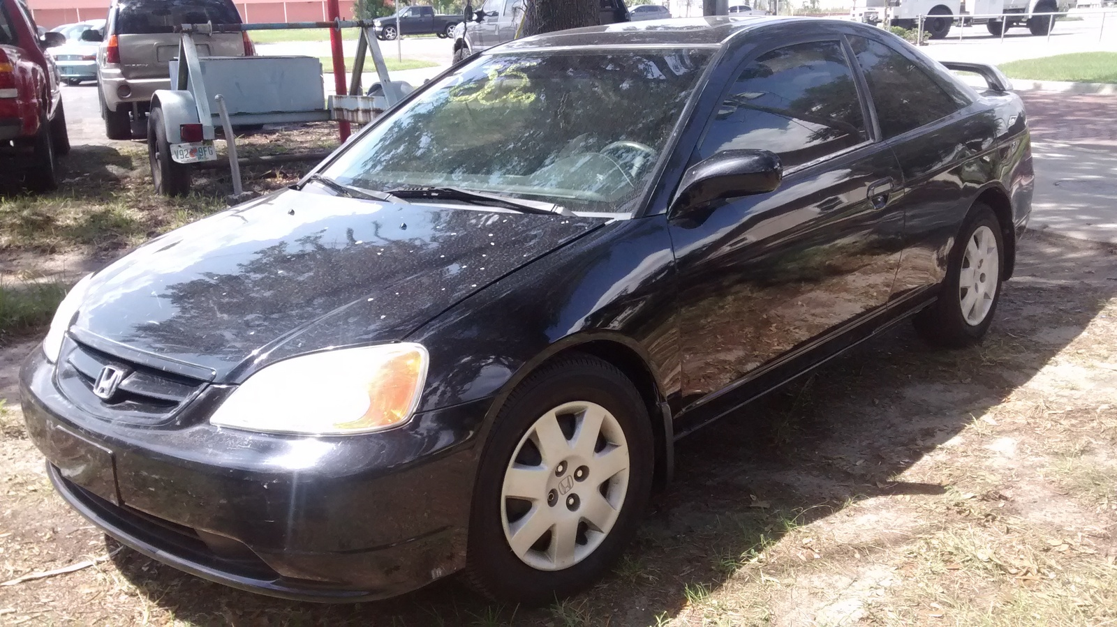 Picture of 2001 Honda Civic Coupe