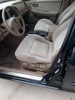 2004 Kia Optima LX picture, interior