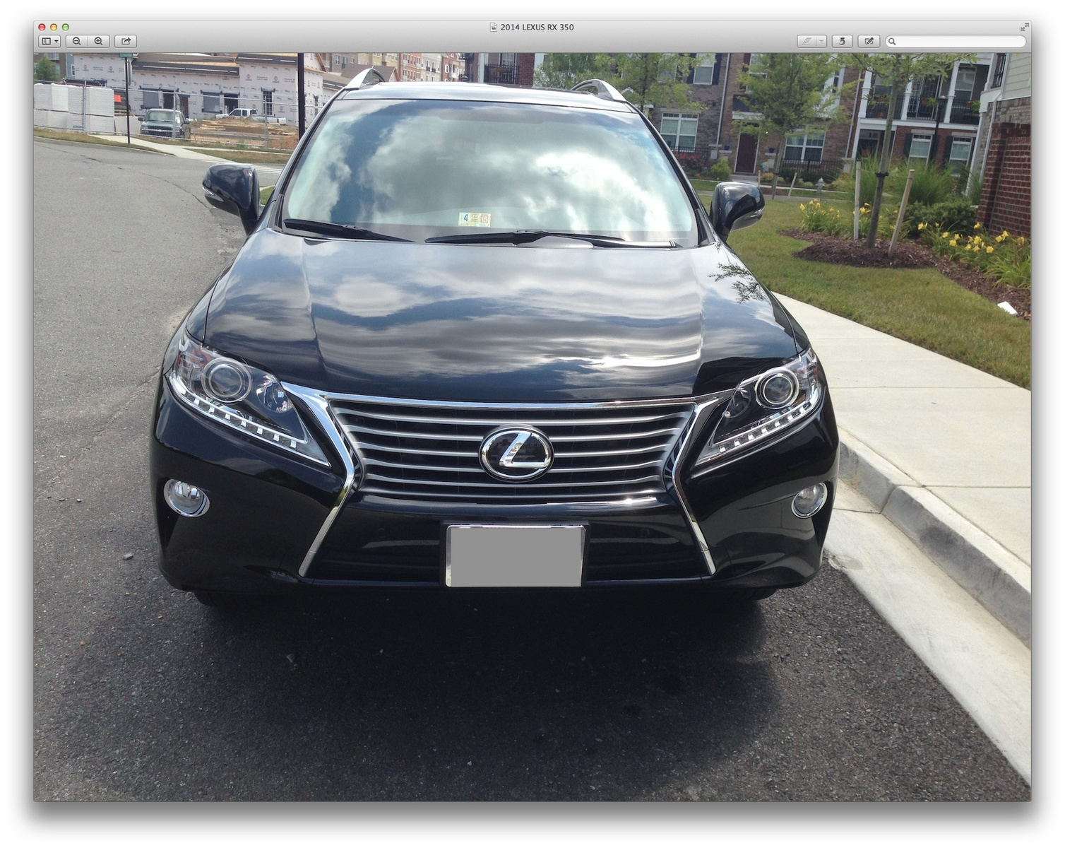 Picture of 2014 Lexus RX 350 AWD
