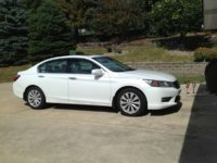 Picture of 2013 Honda Accord Touring, exterior