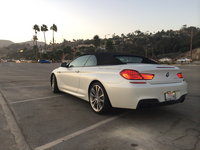 Picture of 2014 BMW 6 Series 650i Convertible, exterior
