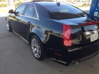 Picture of 2012 Cadillac CTS-V RWD, exterior, gallery_worthy