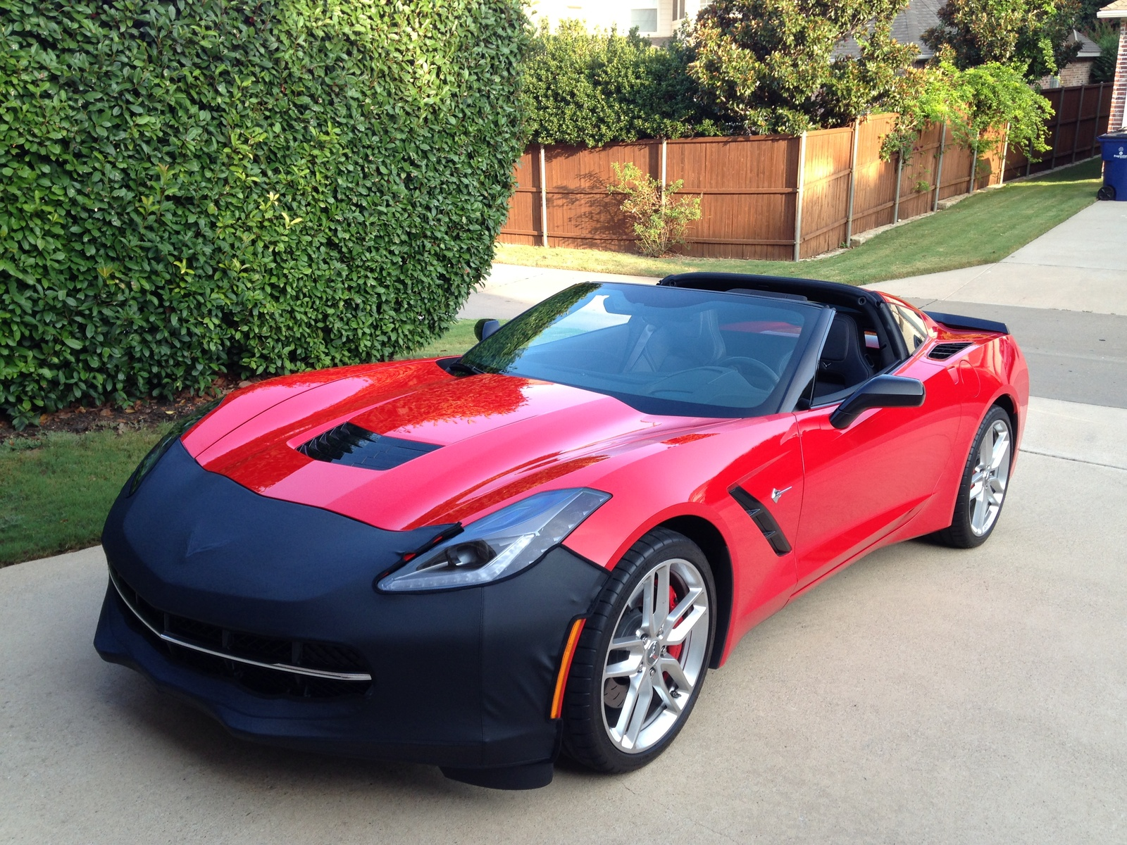 2014 Chevrolet Corvette Z51 3LT picture