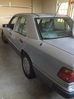 Picture of 1993 Mercedes-Benz 300-Class 4 Dr 300E Sedan, exterior