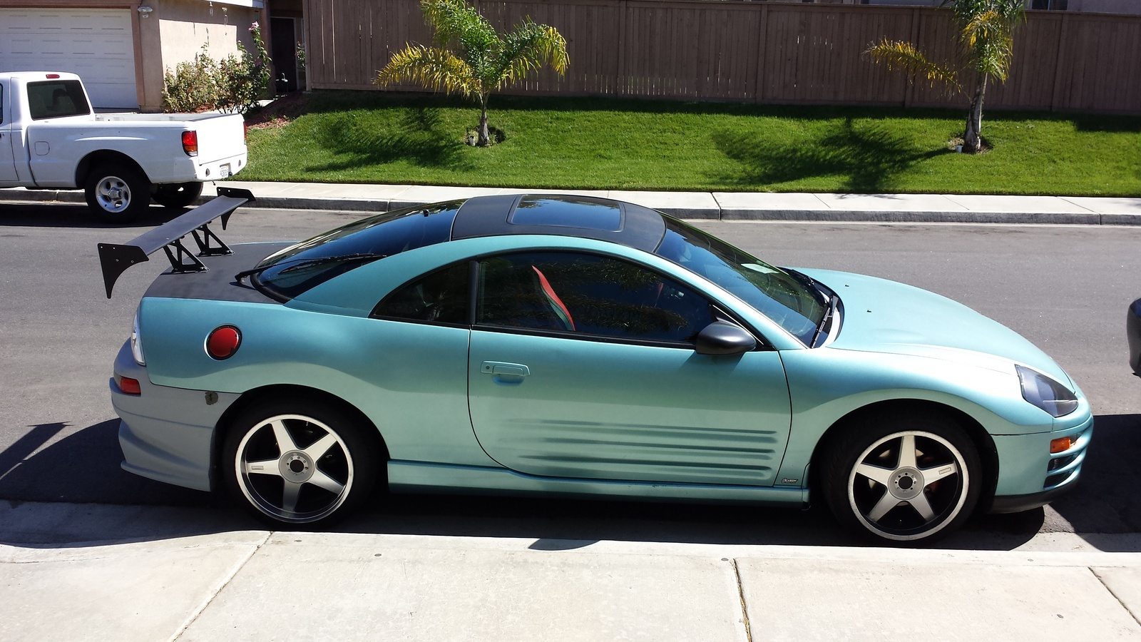 2001 Mitsubishi Eclipse - Overview