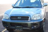 Picture of 2004 Hyundai Santa Fe Base, exterior