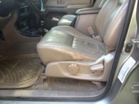 Picture of 2002 Toyota 4Runner SR5 4WD, interior