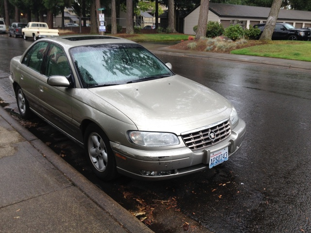 Picture of 1997 Cadillac Catera 4 Dr STD Sedan