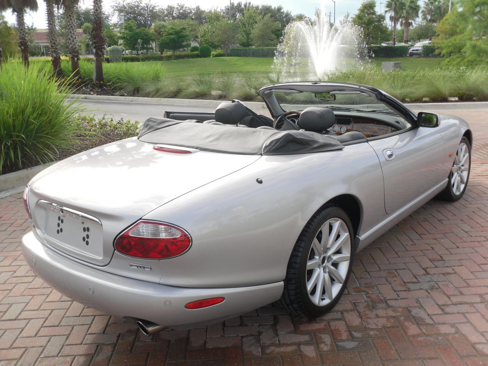 2006 Jaguar XK-Series