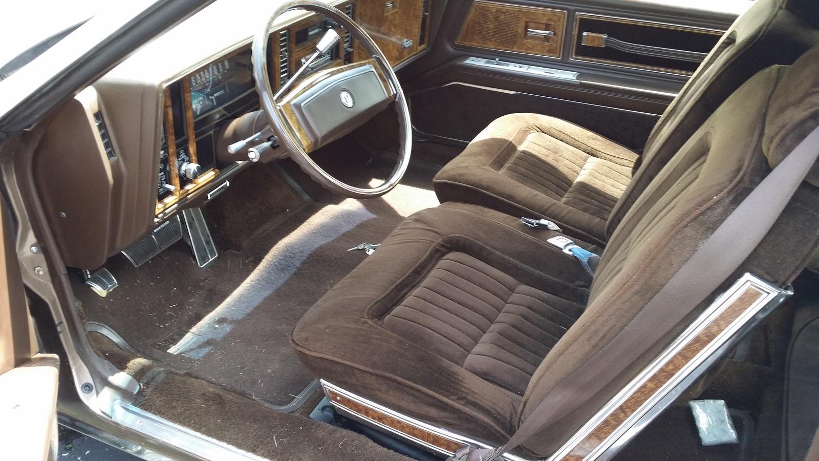 Picture of 1980 Buick Riviera, interior