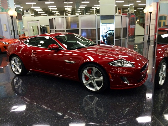 2014 Jaguar XK-Series
