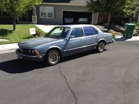 Picture of 1982 BMW 7 Series 733i RWD, exterior, gallery_worthy