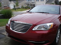 2012 Chrysler 200 Touring picture, exterior