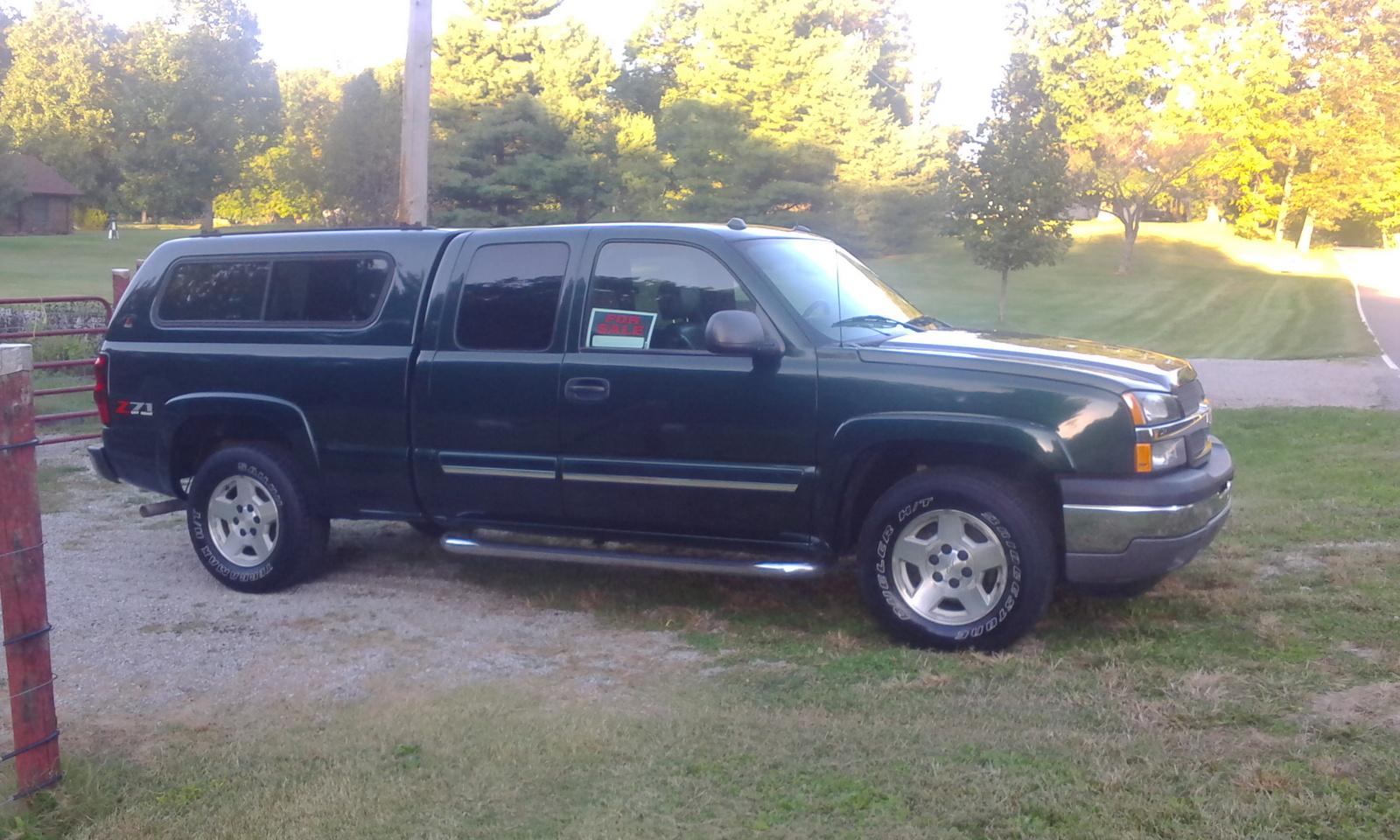 2005 Chevrolet Silverado 1500 - Overview