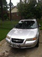 2000 Chrysler Cirrus 4 Dr LX Sedan, front, exterior