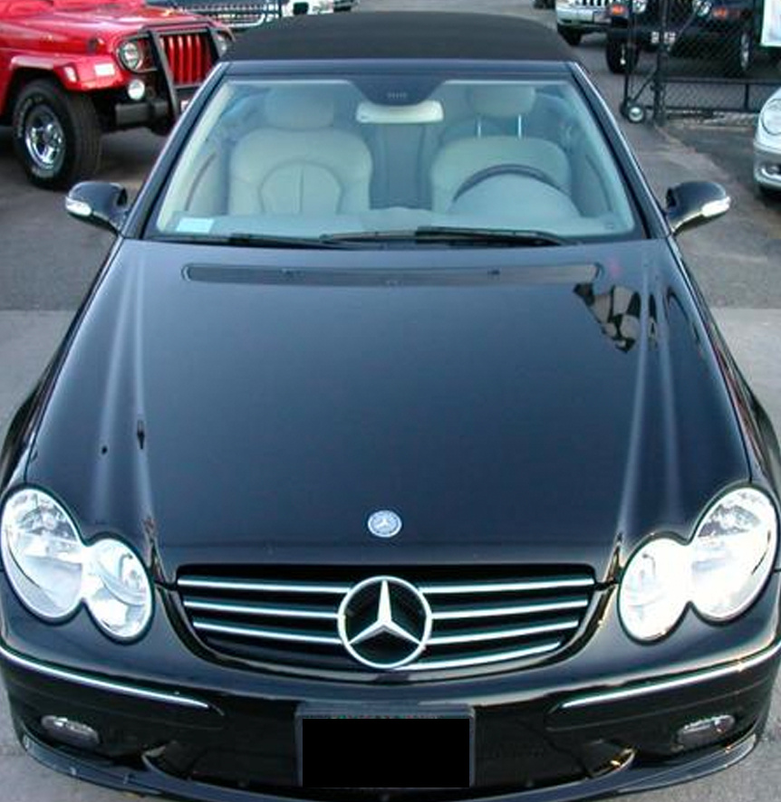 Used Mercedes-Benz CLK-Class For Sale