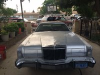 1975 Lincoln Continental Picture Gallery