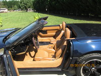 Picture of 1988 Chevrolet Corvette Convertible, interior
