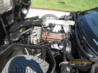 Picture of 1988 Chevrolet Corvette Convertible, engine