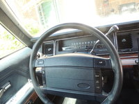 Picture of 1991 Ford LTD Crown Victoria 4 Dr LX Sedan, interior