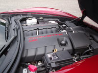 Picture of 2013 Chevrolet Corvette Grand Sport 3LT, engine