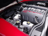 Picture of 2013 Chevrolet Corvette Grand Sport 3LT, engine