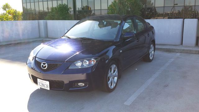 Picture of 2009 Mazda MAZDA3 i Touring Value