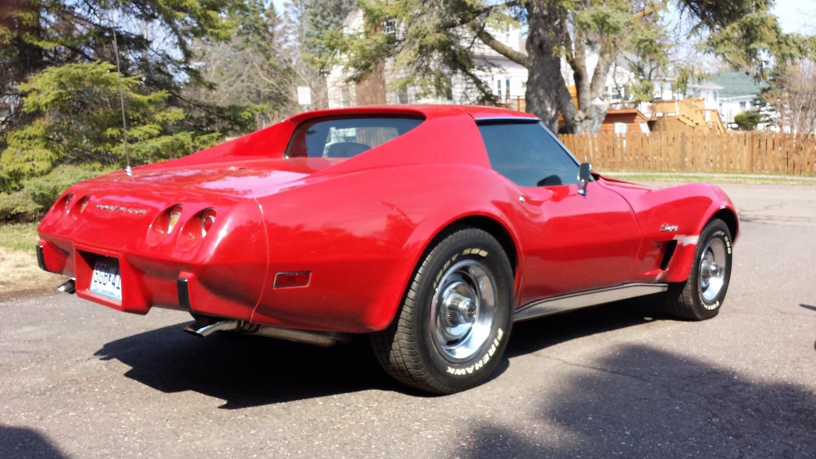 1975 Chevrolet Corvette Overview Cargurus