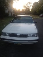 Picture of 1991 Oldsmobile Cutlass Ciera 4 Dr S Sedan, exterior